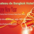 Bangkok (Thailand) – December 12, 2013 – Chateau de Bangkok Hotel. Happy New Year and for Early Bird Chinese New Year Fest. Book direct and get upto 40% discount. Chateau […]
